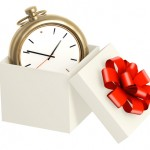 Unwrap the Gift of Time