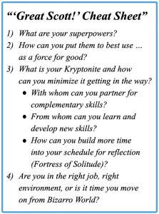 questions to identify leadership superpowers