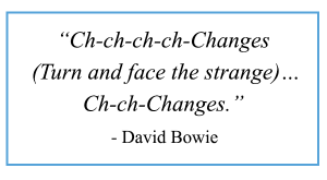 Changes David Bowie Quote