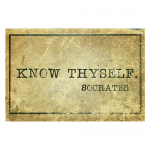 Know Thyself … Including Thy Blind Spots